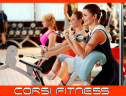 corsi fitness Logo